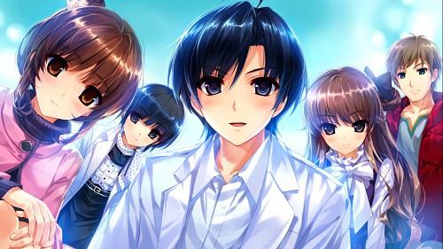 Shinobu Kuroya, Ushinawareta Mirai wo Motomete, Nagisa Hanamiya, Sou Akiyama, Kaori Sasaki