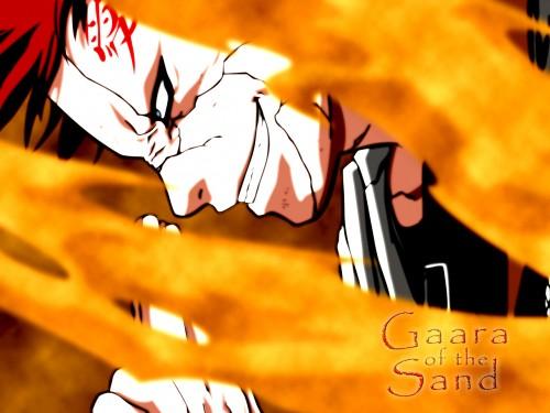 Masashi Kishimoto, Studio Pierrot, Naruto, Gaara Wallpaper