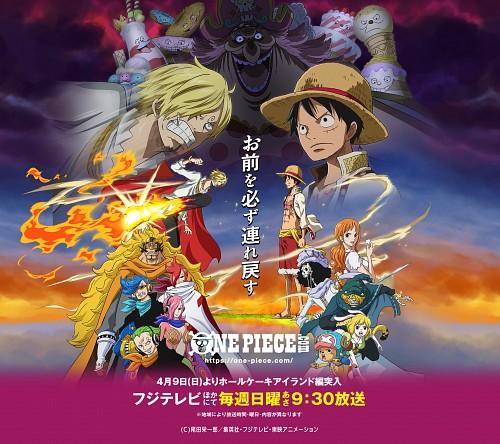 Eiichiro Oda, Toei Animation, One Piece, Monkey D. Luffy, Charlotte Linlin