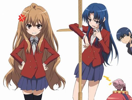J.C. Staff, Toradora!, Ami Kawashima, Taiga Aisaka, Ryuuji Takasu