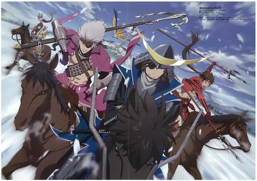 Makoto Tsuchibayashi, Capcom, Sengoku Basara, Keiji Maeda (Sengoku Basara), Yukimura Sanada