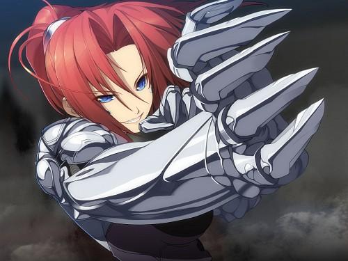 Higashiguchi Chuuou, Nitro+, Kikokugai: The Cyber Slayer, Game CG