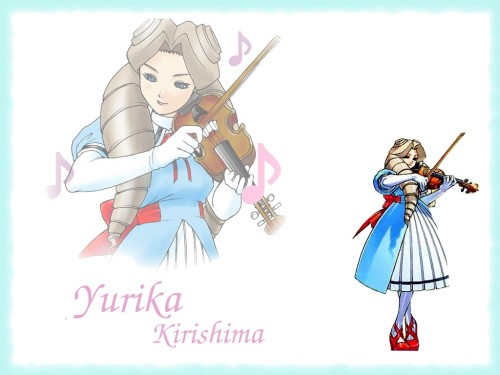 Capcom, Rival Schools, Yurika Kirishima Wallpaper