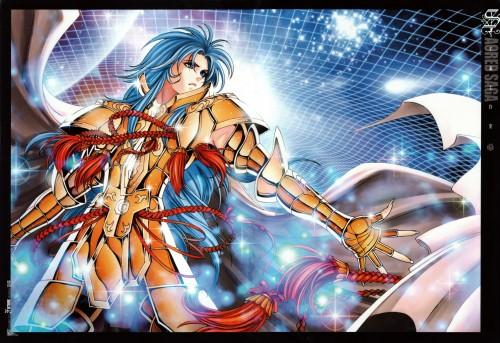 Future Studio, Saint Seiya, Sacred Saga, Gemini Saga