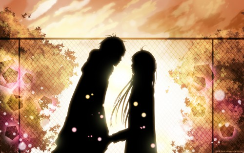 Karuho Shiina, Production I.G, Kimi ni Todoke, Shouta Kazehaya, Sawako Kuronuma Wallpaper