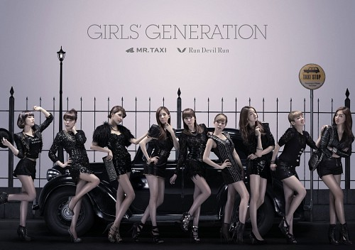 Sooyoung, Jessica, Yuri (Girls Generation), TaeYeon, HyoYeon