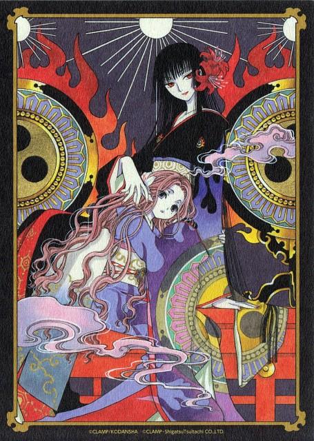 CLAMP, xxxHOLiC, Yuuko Ichihara, Kohane Tsuyuri