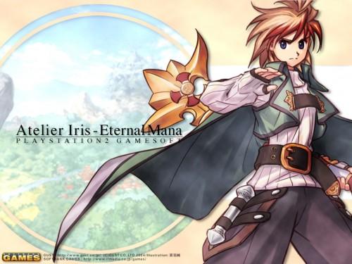 Kohime Ohse, Gust, Atelier Iris: Eternal Mana, Klein Kiesling
