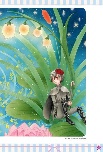 Tachibana Higuchi, Gakuen Alice, Graduation - Gakuen Alice Illustration Fan Book, Natsume Hyuuga