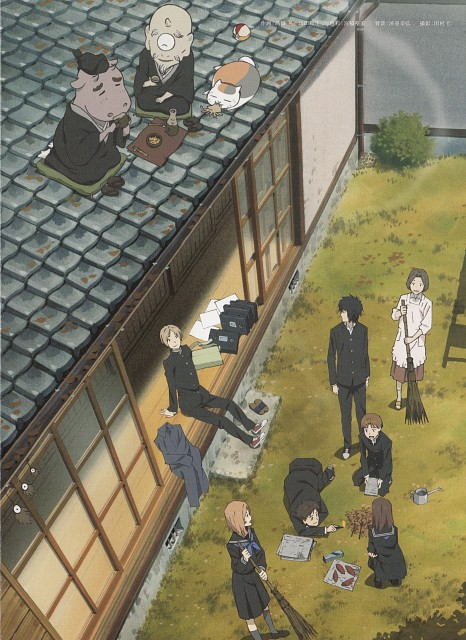 Yuki Midorikawa, Brains Base, Natsume Yuujinchou, Tooru Taki, Takashi Natsume