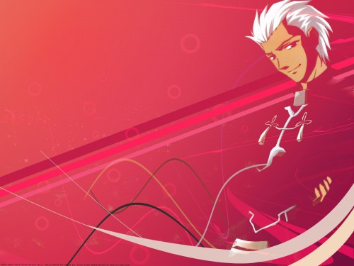 TYPE-MOON, Fate/stay night, Archer (Fate/stay night) Wallpaper