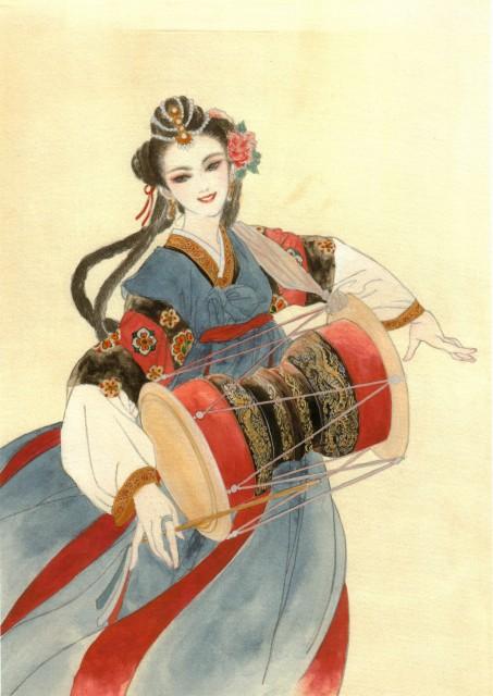 Natsuki Sumeragi, Richou Angyouki, Gashu
