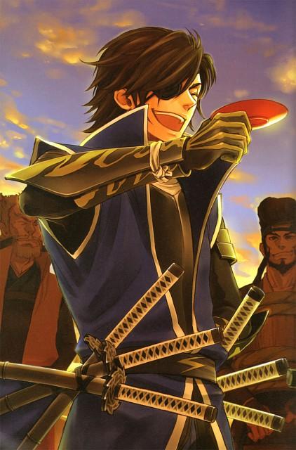 Capcom, Sengoku Basara Dengeki Visual & Sound Book, Sengoku Basara, Masamune Date