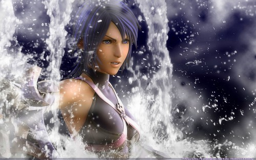 Square Enix, Kingdom Hearts, Aqua (Kingdom Hearts) Wallpaper