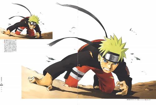 Naruto, The Art of Tetsuya Nishio: Full Spectrum, Naruto Uzumaki