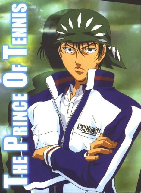 Takeshi Konomi, J.C. Staff, Prince of Tennis, Kaoru Kaidoh