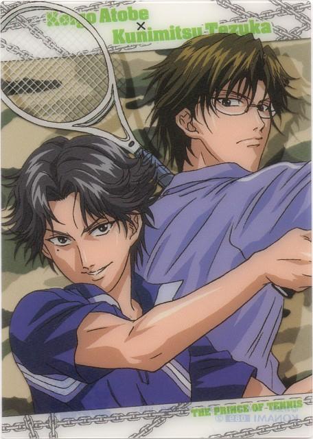 Takeshi Konomi, J.C. Staff, Prince of Tennis, Keigo Atobe, Kunimitsu Tezuka