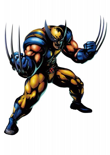 Marvel, Marvel vs Capcom 3, Wolverine (Character)