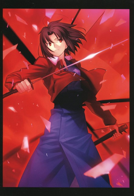 Takashi Takeuchi, Ufotable, TYPE-MOON, Kara no Kyokai, Catalogue