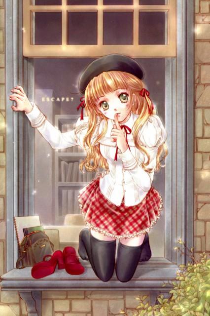 Kaori Minakami, Housei Bako, Chronologics, Doujinshi