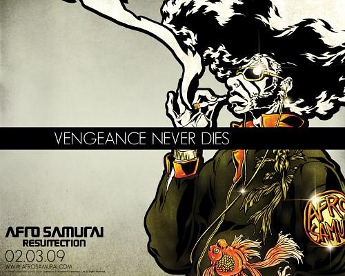 Gonzo, Afro Samurai, Afro (Afro Samurai), Official Wallpaper