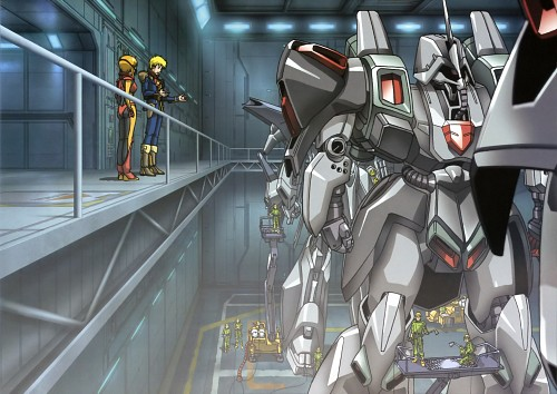 Sunrise (Studio), Mobile Suit Gundam - Universal Century, Mobile Suit Gundam Double Zeta, Gundam Perfect Files, Glemy Toto