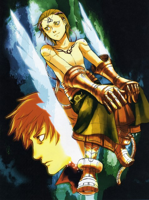 Eiji Kaneda, Satelight, Sousei no Aquarion, Aquarion Illustrations: Eiji Kaneda Art Works, Futaba