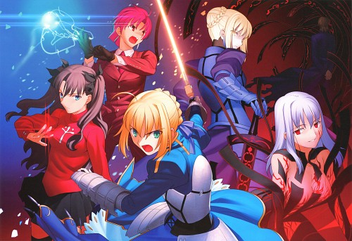 Takashi Takeuchi, TYPE-MOON, Fate/complete material IV Extra material., Fate/Hollow ataraxia, Fate/stay night