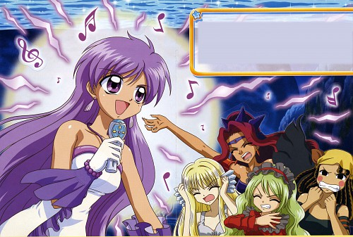 Pink Hanamori, SynergySP, Mermaid Melody Pichi Pichi Pitch, Karen (Mermaid Melody), Maria (Mermaid Melody Pichi Pichi Pitch)