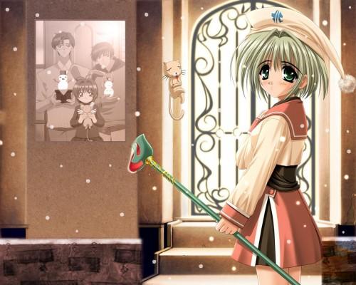 CLAMP, Madhouse, Cardcaptor Sakura, Keroberos, Sakura Kinomoto Wallpaper