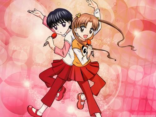 Tachibana Higuchi, Gakuen Alice, Hotaru Imai, Mikan Sakura Wallpaper