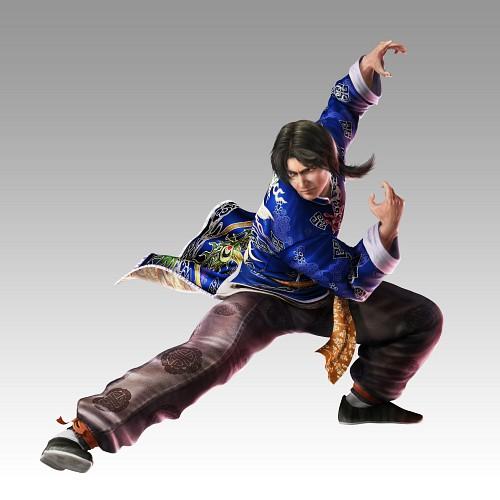 Namco, Tekken, Lei Wulong