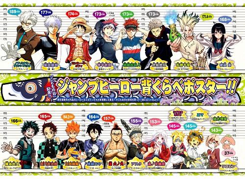 Tadatoshi Fujimaki, Shiro Usazaki, Boichi, Taishi Tsutsui, The Promised Neverland