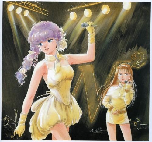 Akemi Takada, Studio Pierrot, Creamy Mami, Megumi Ayase, Yu Morisawa