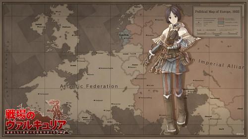 Atsuko Watanabe, A-1 Pictures, Sega, Valkyria Chronicles, Isara Gunther