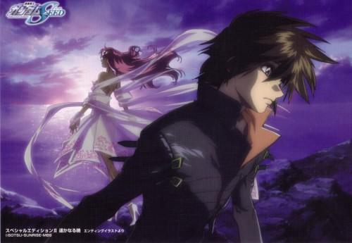 Hisashi Hirai, Sunrise (Studio), Mobile Suit Gundam SEED, Lacus Clyne, Kira Yamato