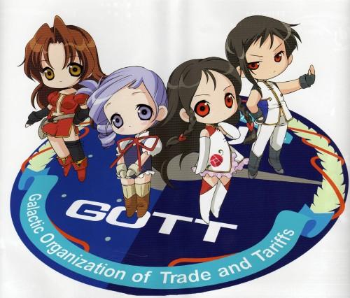 Yuiko Tokumi, Keiji Gotoh, Gonzo, Kiddy Grade, Tweedledee