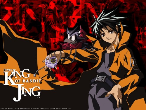 Studio Deen, Jing: King of Bandits, Jing, Kir Wallpaper