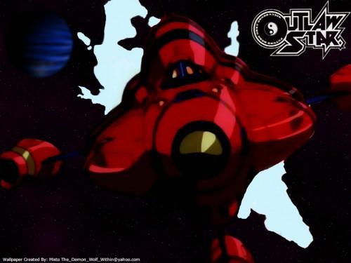 Takehiko Ito, Sunrise (Studio), Xebec, Outlaw Star Wallpaper