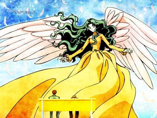 CLAMP, Madhouse, Cardcaptor Sakura, Nadeshiko Kinomoto Wallpaper