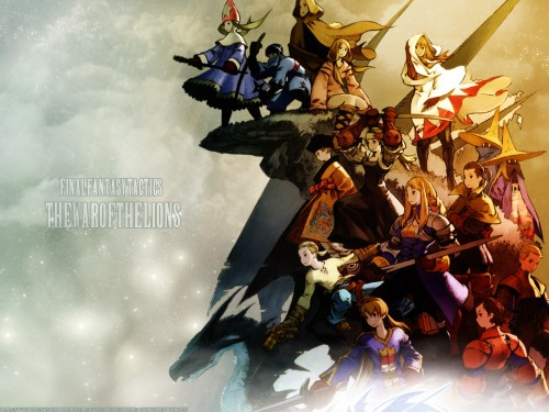 Final Fantasy Tactics Wallpaper