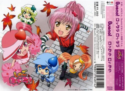Peach-Pit, Satelight, Shugo Chara, Su, Miki