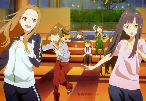 Keisuke Kobayashi, Ordet, Tatsunoko Production, Wake Up Girls!, Yoshino Nanase