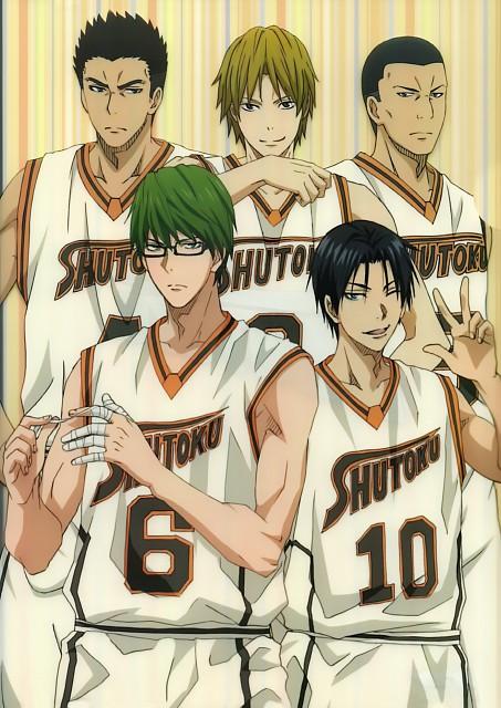 Tadatoshi Fujimaki, Production I.G, Kuroko no Basket, Shinsuke Kimura, Kiyoshi Miyaji