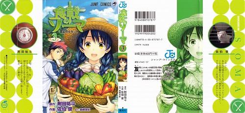 Shun Saeki, Shokugeki no Souma, Megumi Tadokoro, Souma Yukihira