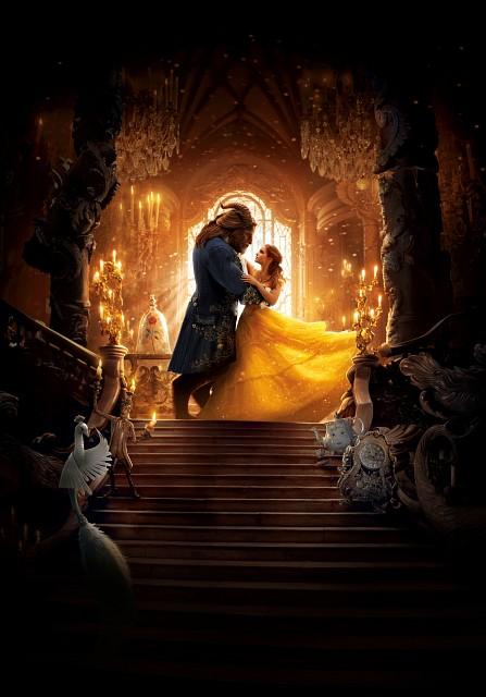 Mandeville Films, Disney, Beauty And The Beast (2017 Film), Plumette, Lumière (Disney)