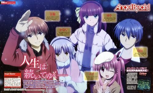 Yuuji Miyashita, Key (Studio), Angel Beats!, Yui (Angel Beats!), Kanade Tachibana