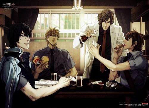 Nitro+, Sweet Pool, Makoto Mita, Tetsuo Shironuma, Youji Sakiyama