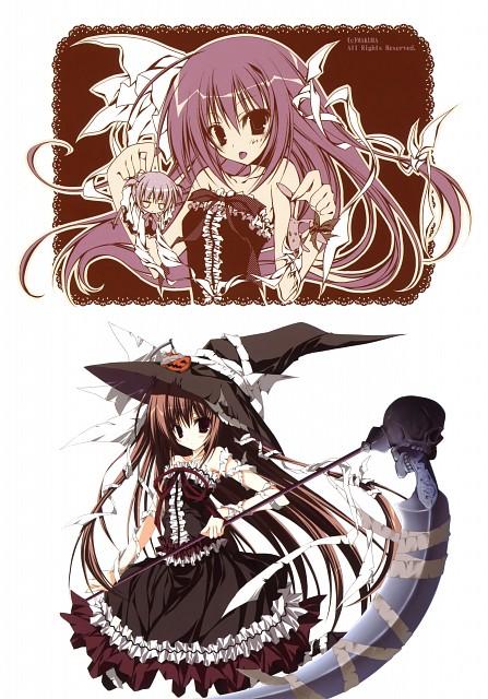Kira Inugami, Makura, Moudoku HOLIC, Supreme Candy, Hasegawa Isaac Izumi Mercedes Jakoko