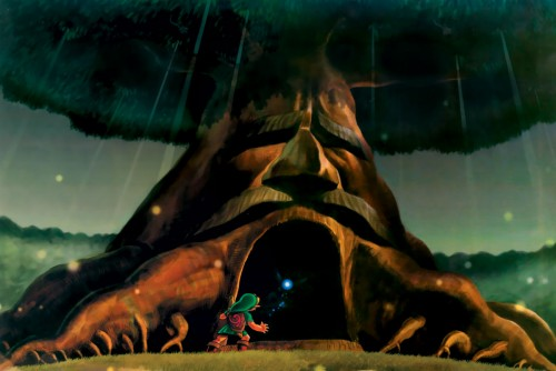 Nintendo, The Legend of Zelda, The Legend of Zelda: Ocarina of Time, Navi, Link